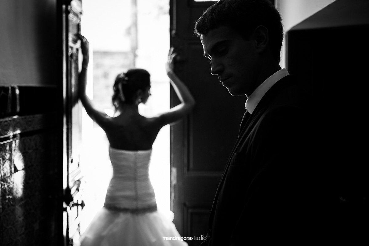 retrato de boda en hondarribia