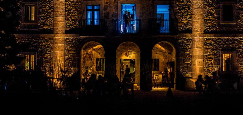 Boda en Palacio de Iriarte. Bidania