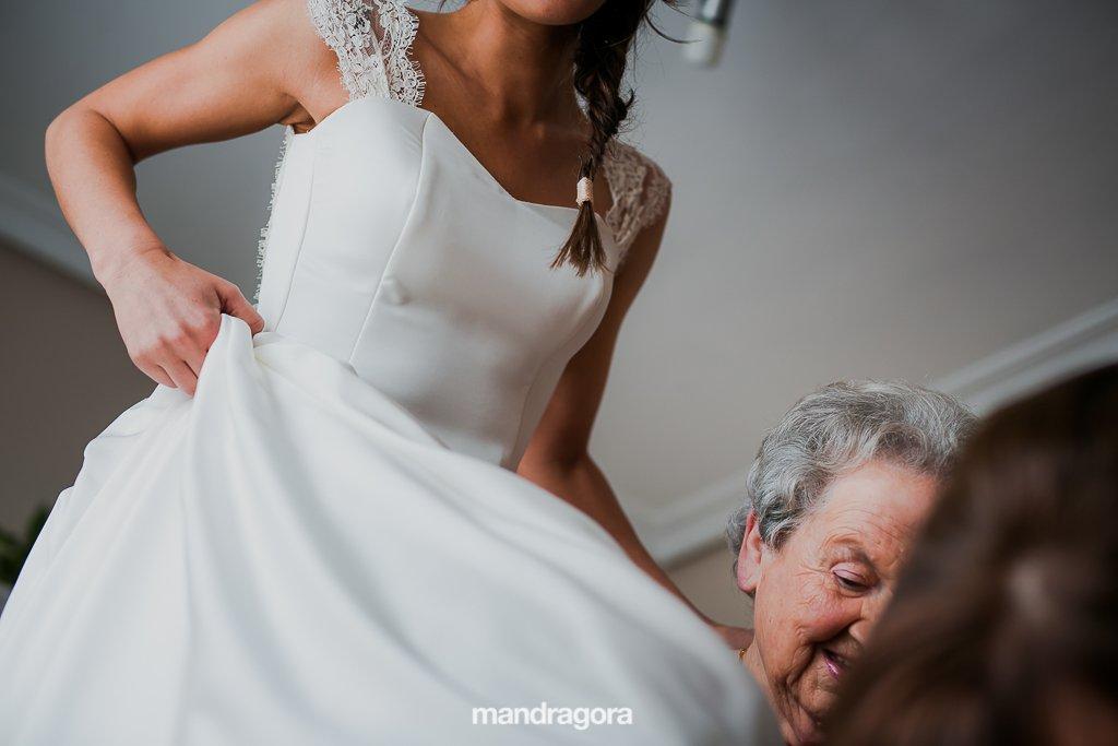 Preparativos de boda en Irun
