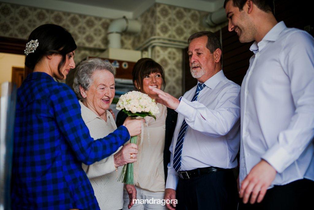 boda en Irun