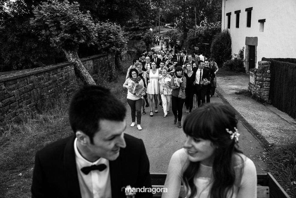 kalejira de boda