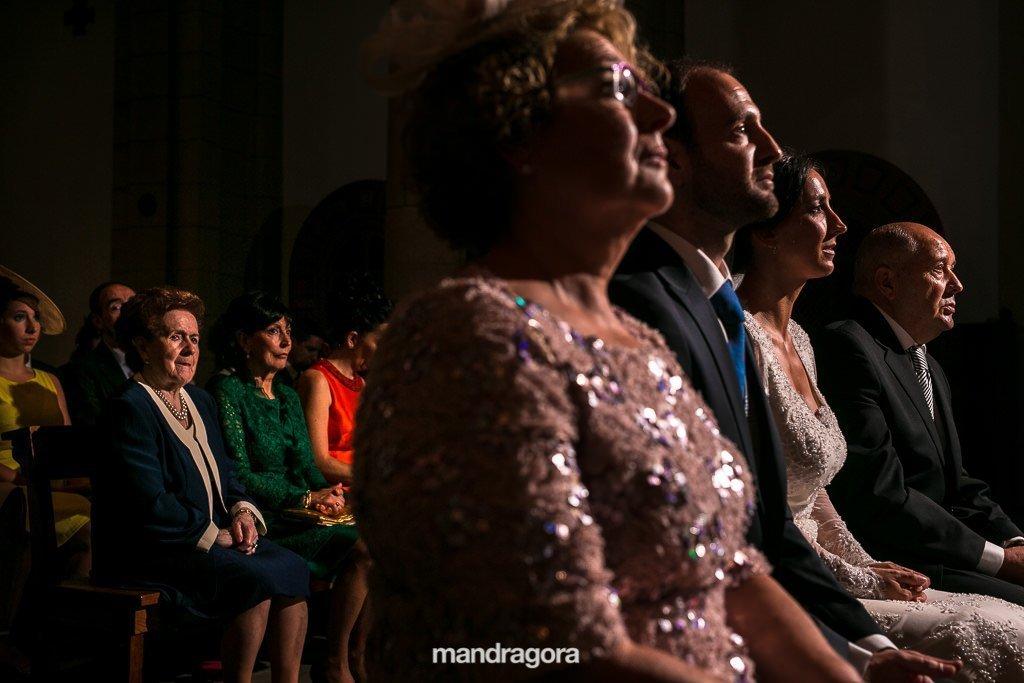 ceremonia de boda entre zumárraga y urretxu