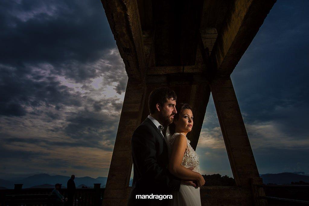 Fotógrafos de boda en Donostia. Igeldo