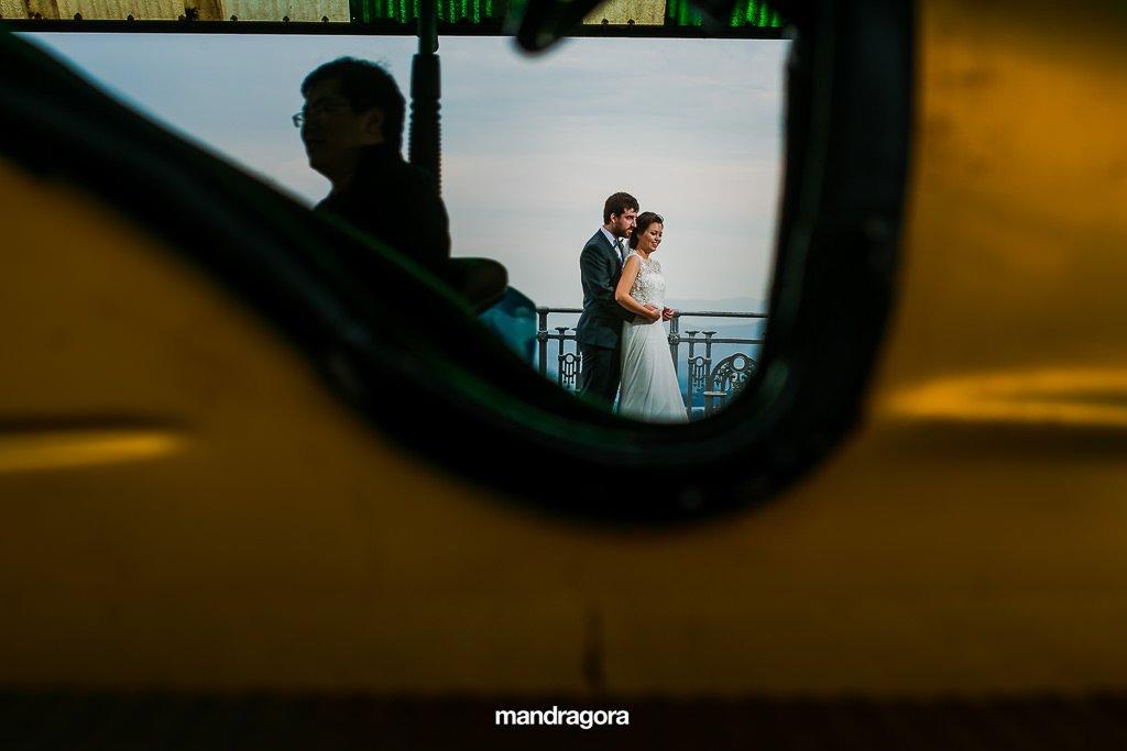boda con vistas a donostia