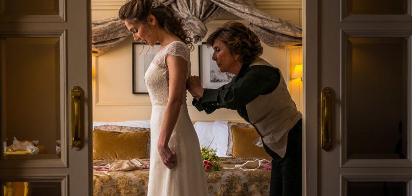 Volver a empezar, como fotografo de boda