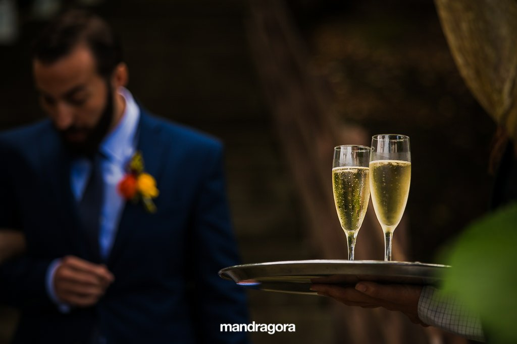 boda elegante en Donostia