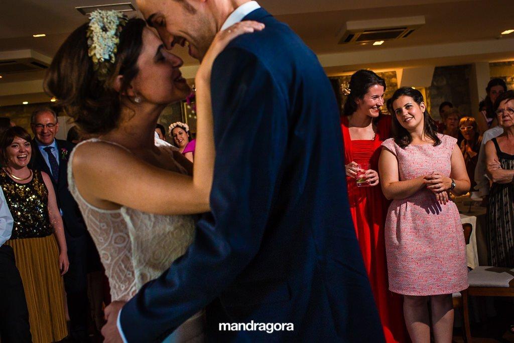 Banquete de boda en Restaurante Alameda de Hondarribia