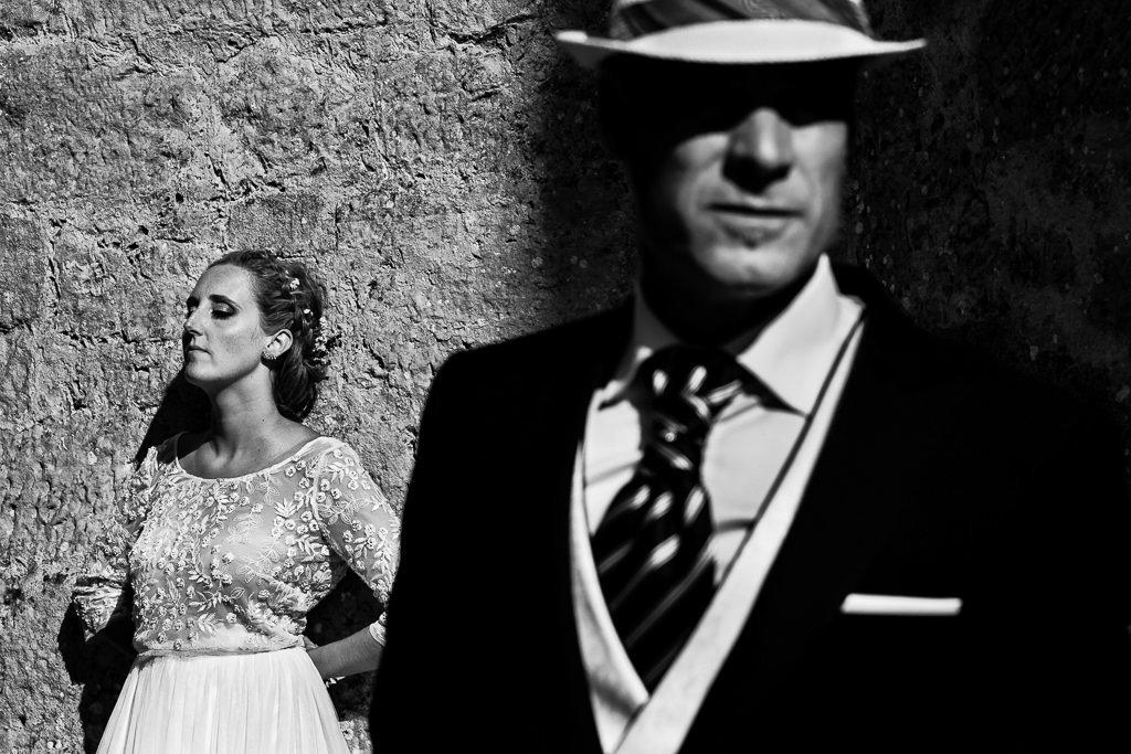fotografos de boda en burgos, monasterio del espino