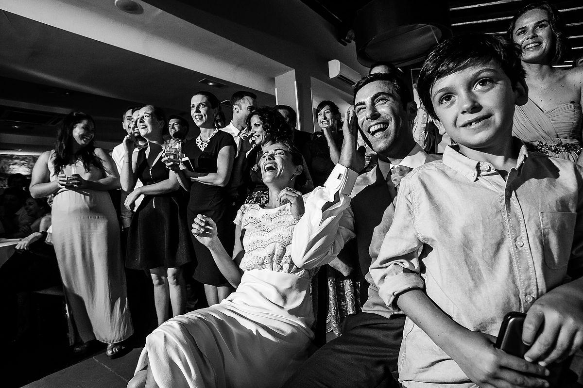 Foto de boda en Restaurante Alameda