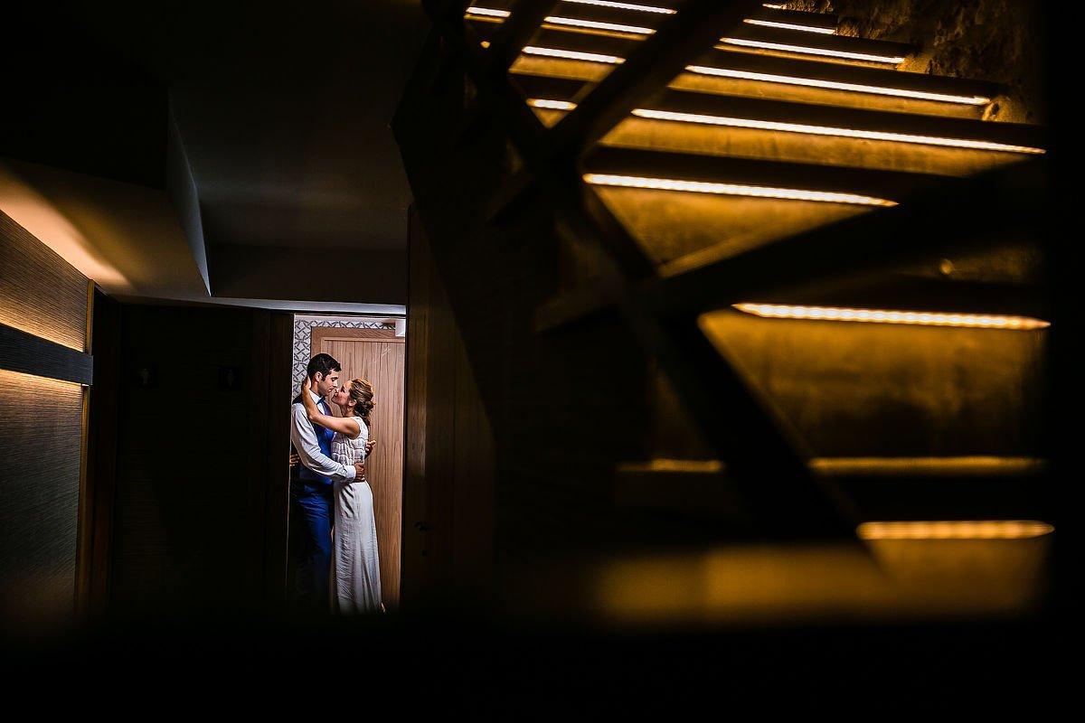 Fotos de pareja. Boda en Hondarribia