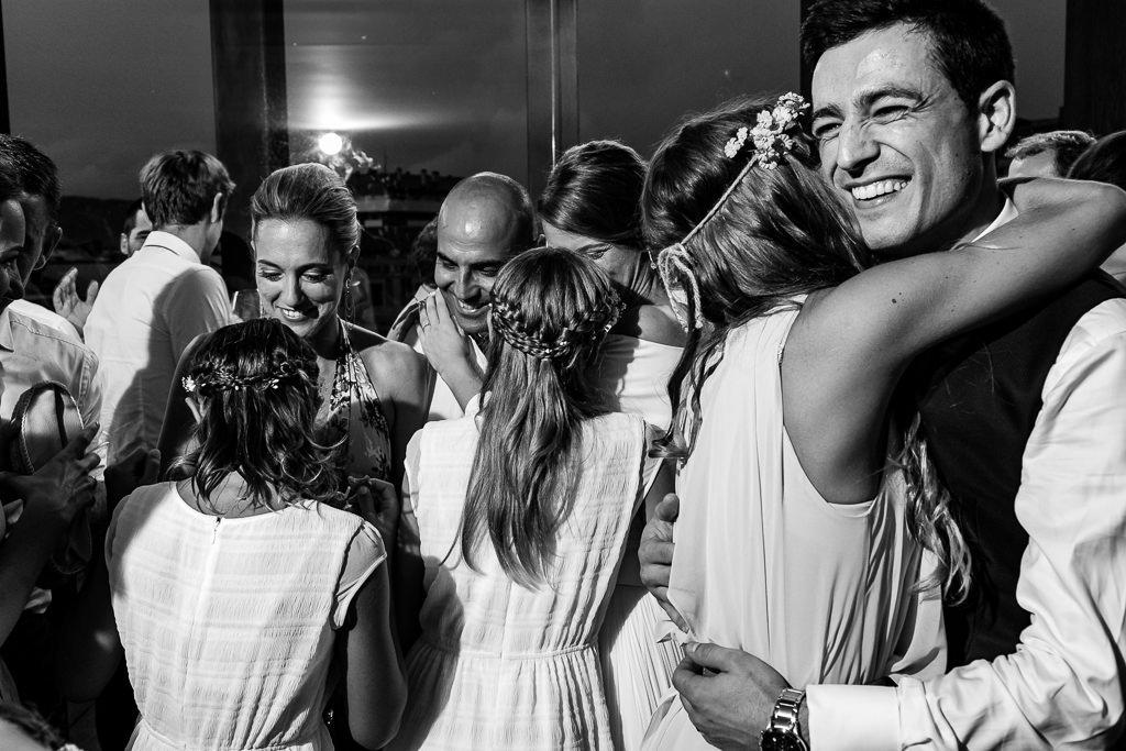Fiesta en Pamplona. Fotógrafos de boda