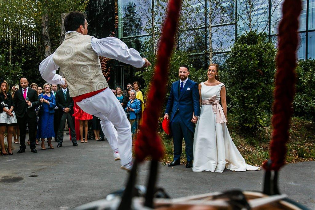 boda en restaurante azurmendi eneko atxa