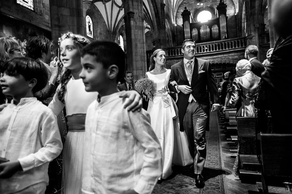 boda en monasterio de begoña bilbao