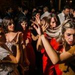 Fotos de baile. Boda en Pais vasco