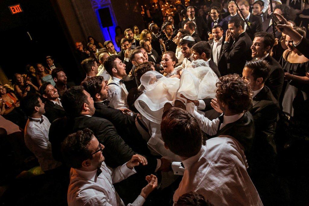 Hora judia. Boda en Cipriani Nueva York