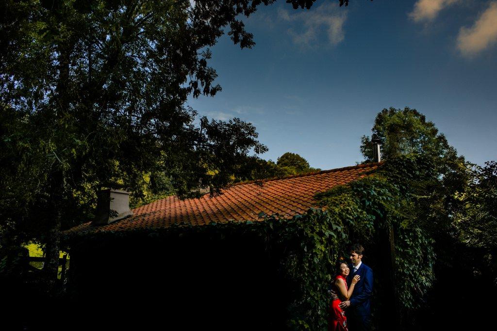 boda en restaurante mugaritz - pais vasco