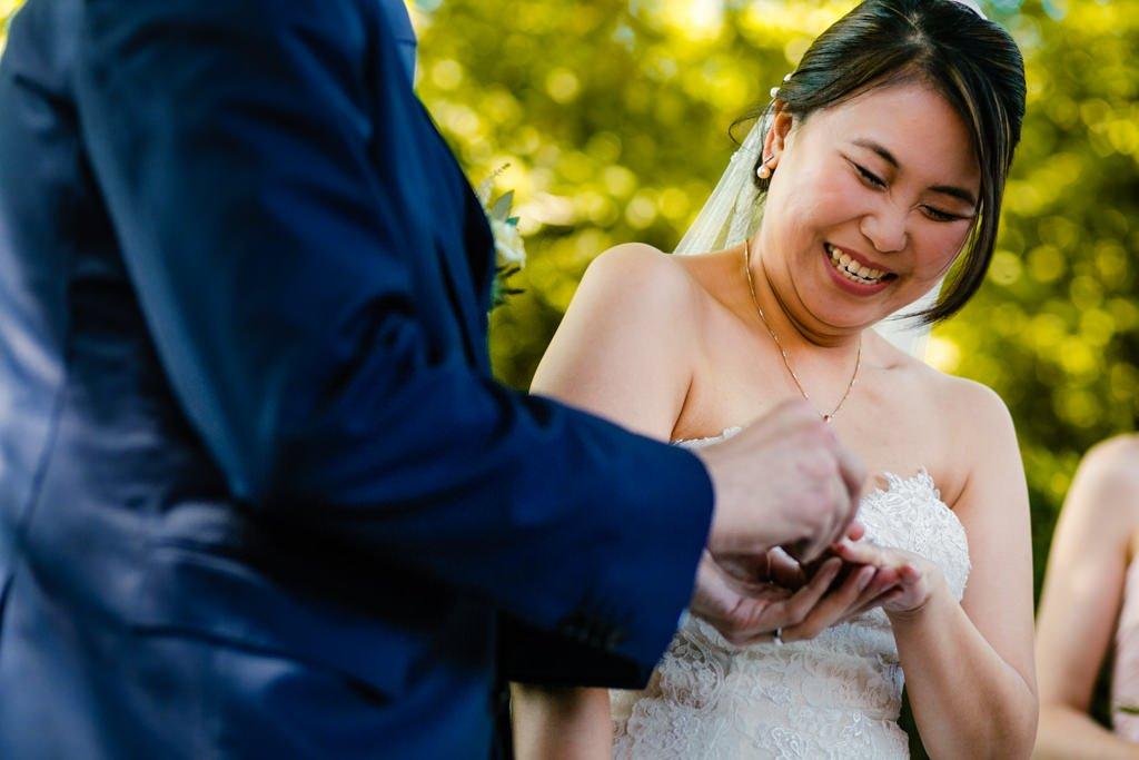 ceremonia de boda en mugaritz