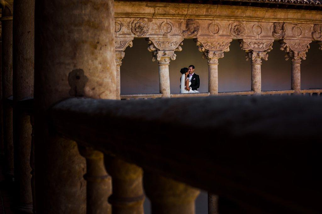 Boda en Salamanca. Convento de las Dueñas