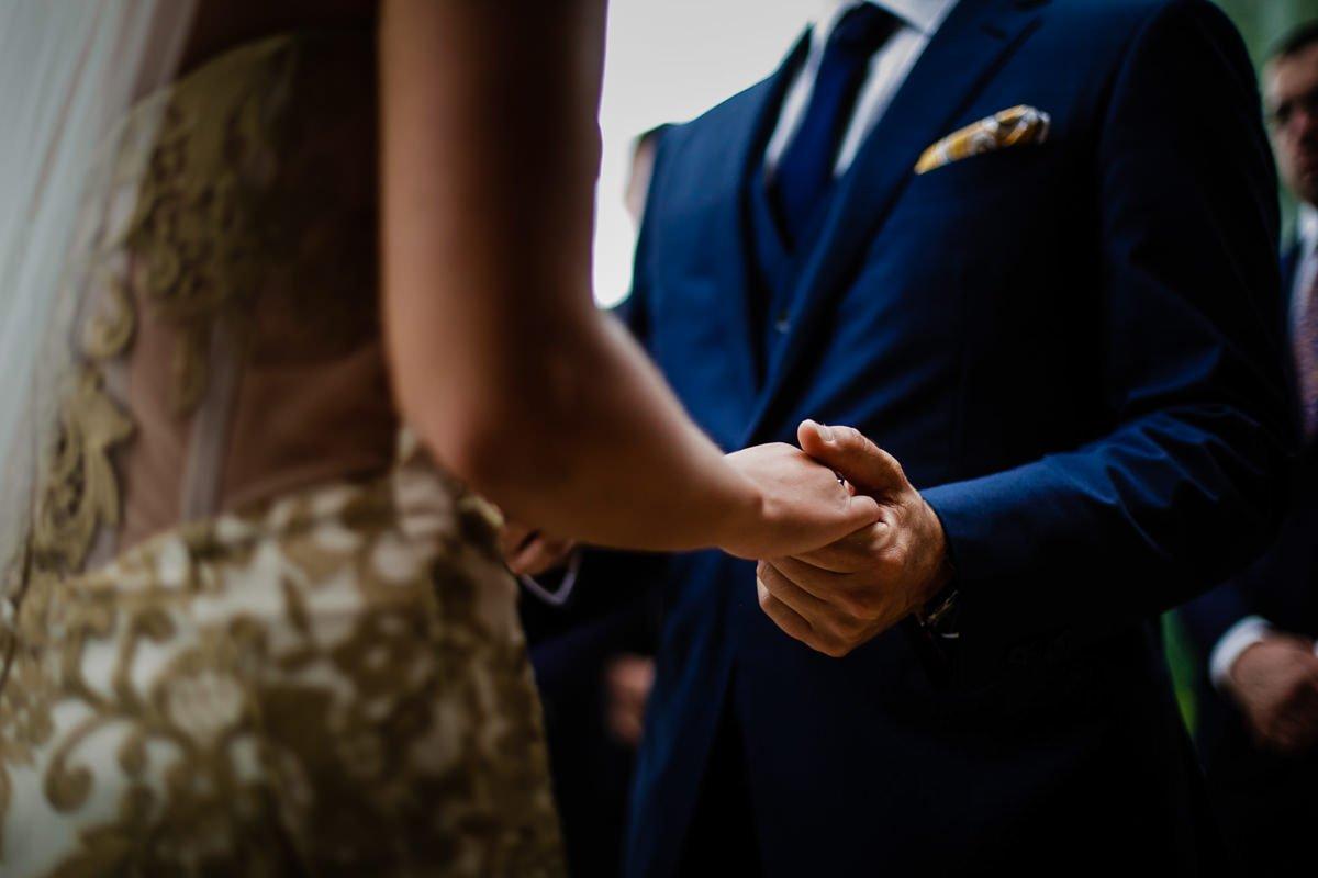 Ceremonia de boda en Eneperi, Bakio