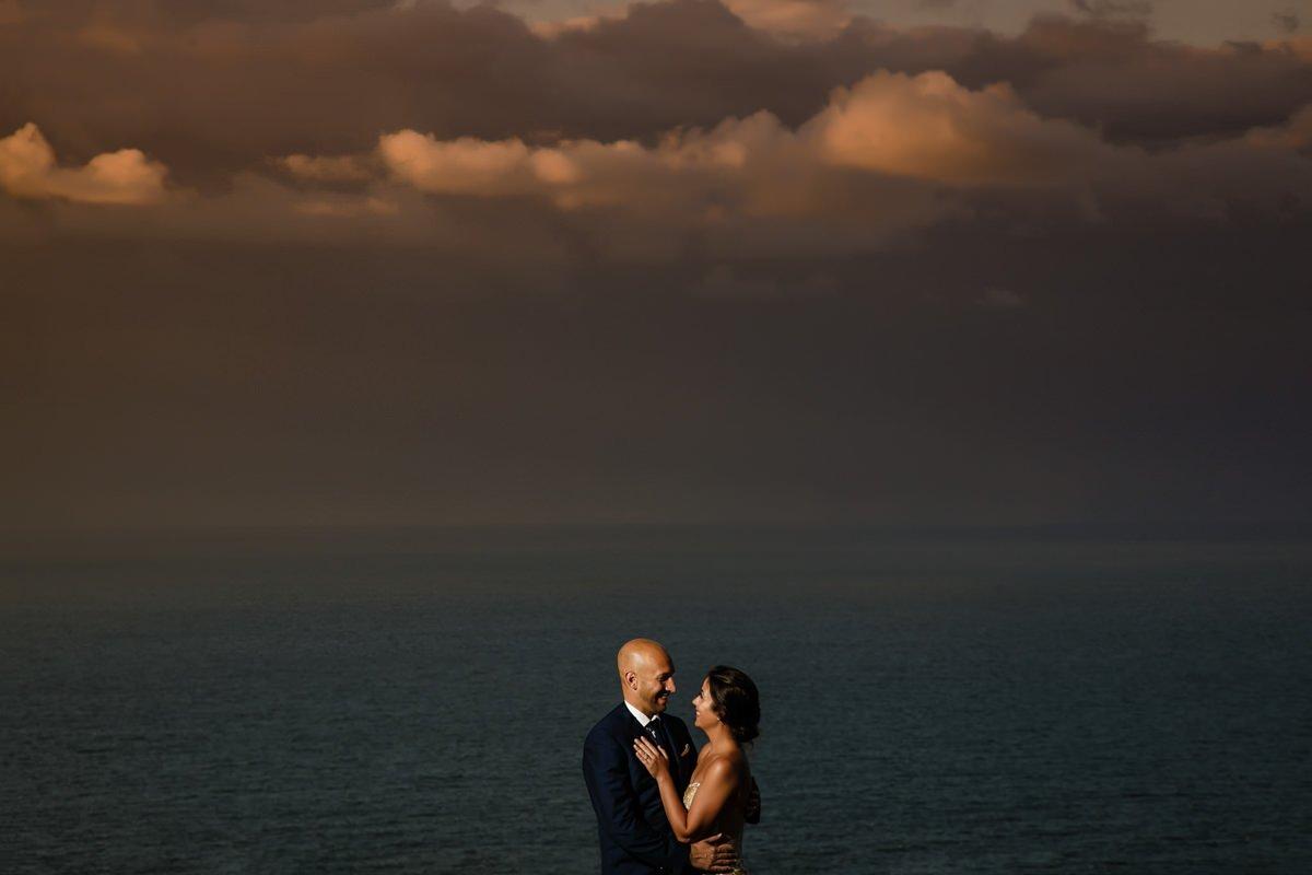 Fotos de pareja. Gaztelugatxe, Bakio