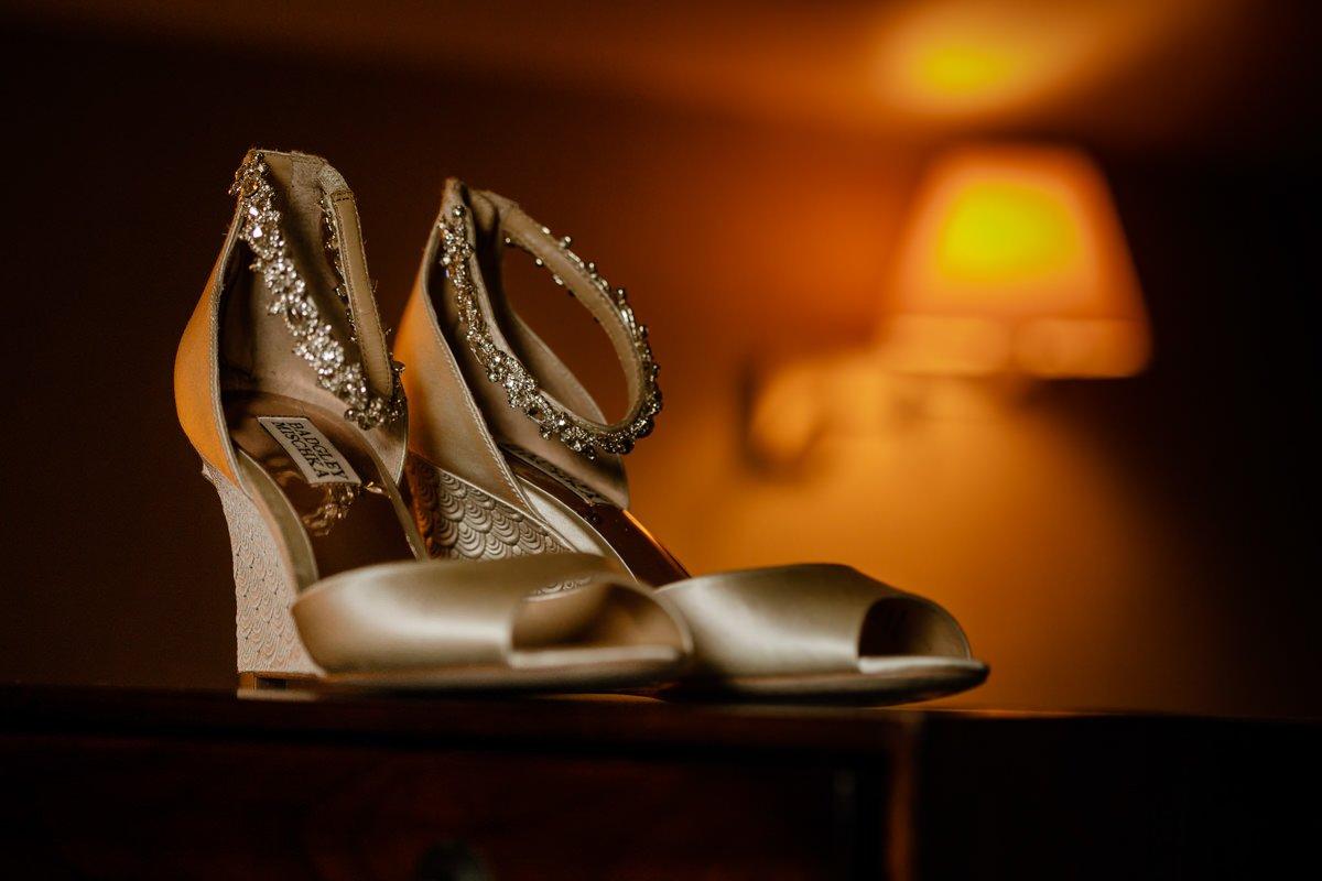 Zapatos de boda. Boda en Bizkaia