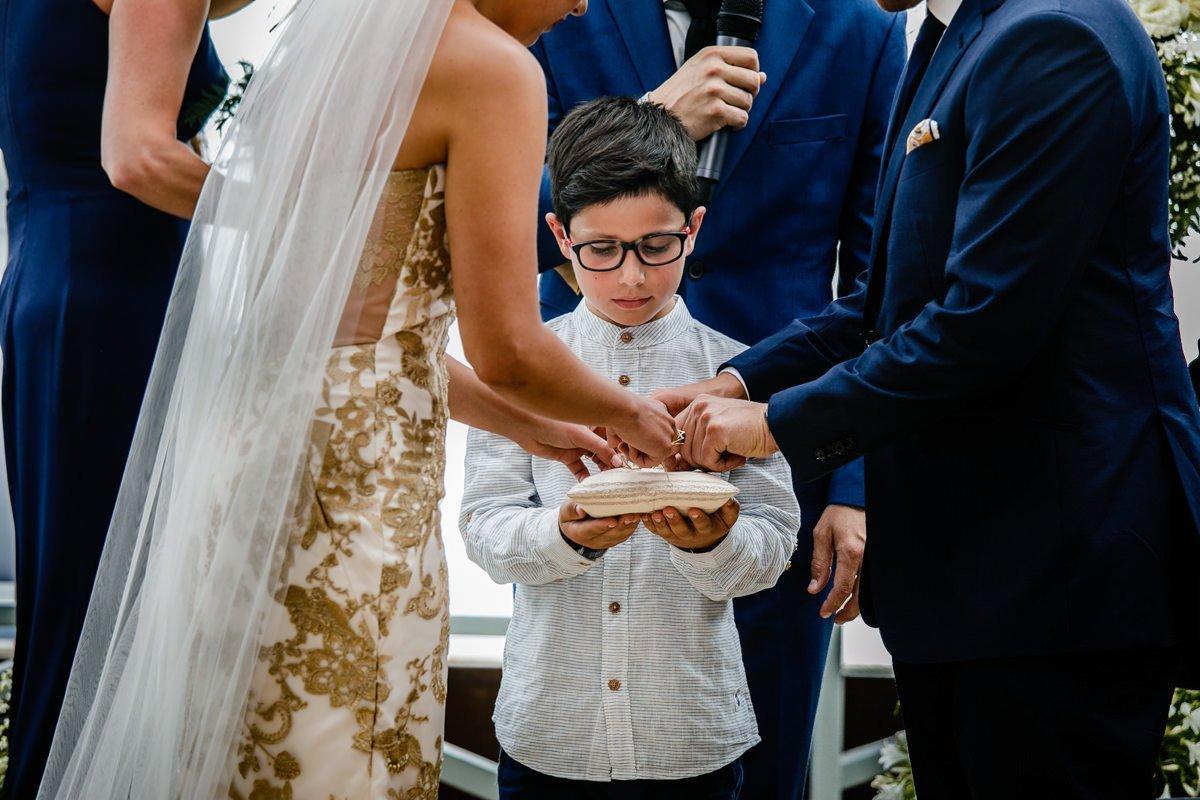 Ceremonia de boda. Restaurante Eneperi