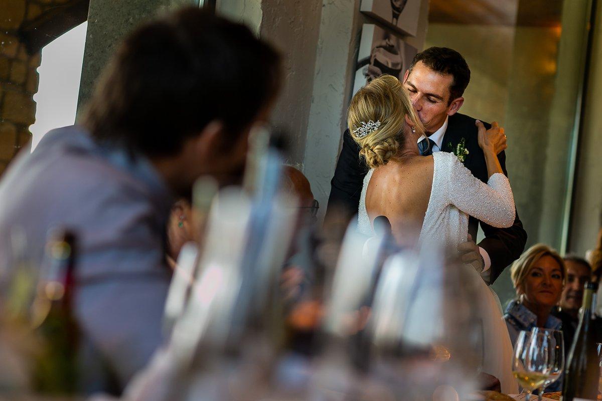 Banquete de boda en Restaurante Sutan de Hondarribia