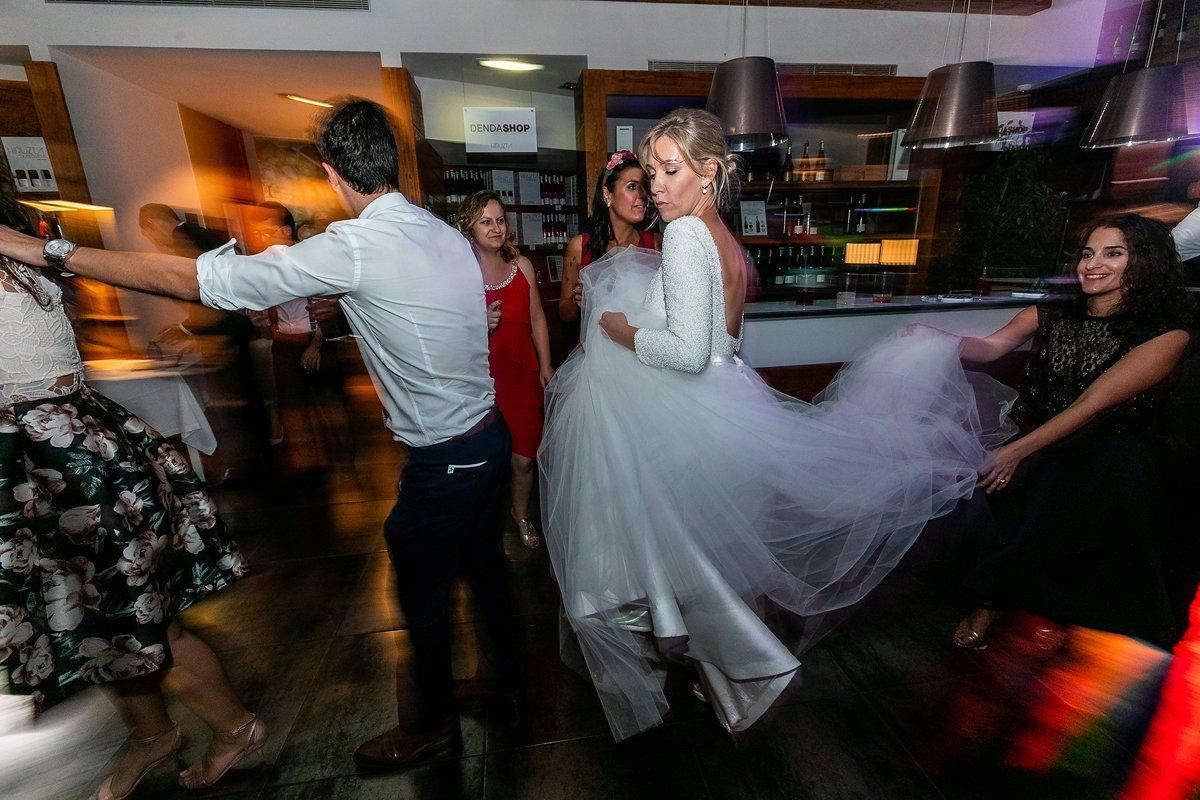 Matrimonio en Restaurante Sutan de Fuenterrrabía