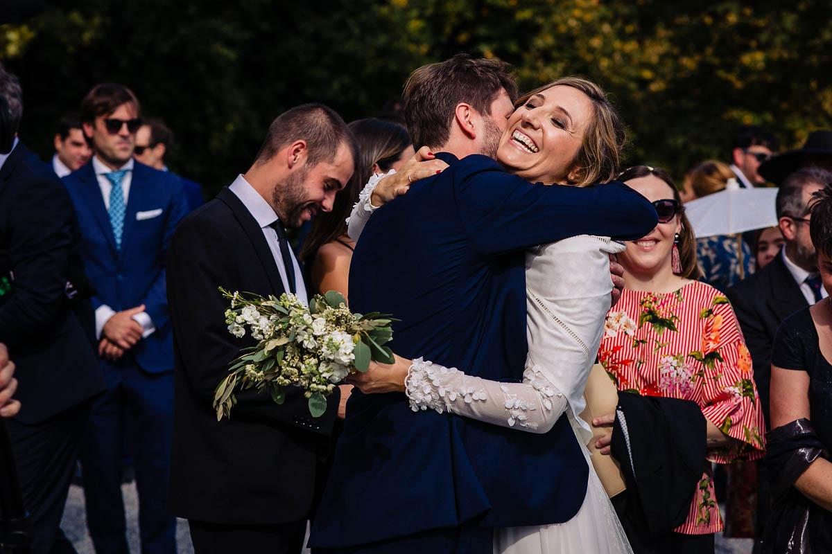 boda en Torre Satrústegui de donostia