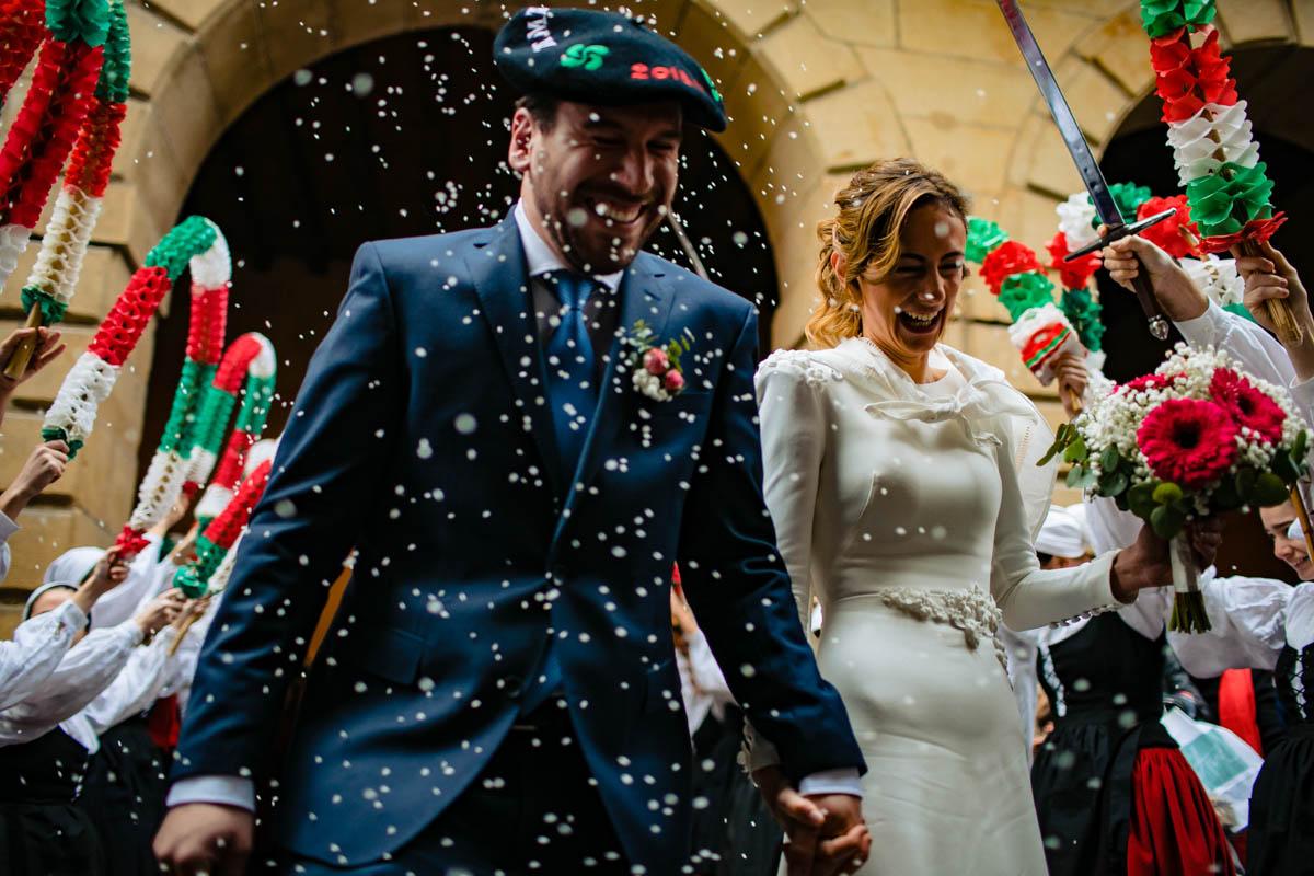 boda en ayuntamiento de hondarribia