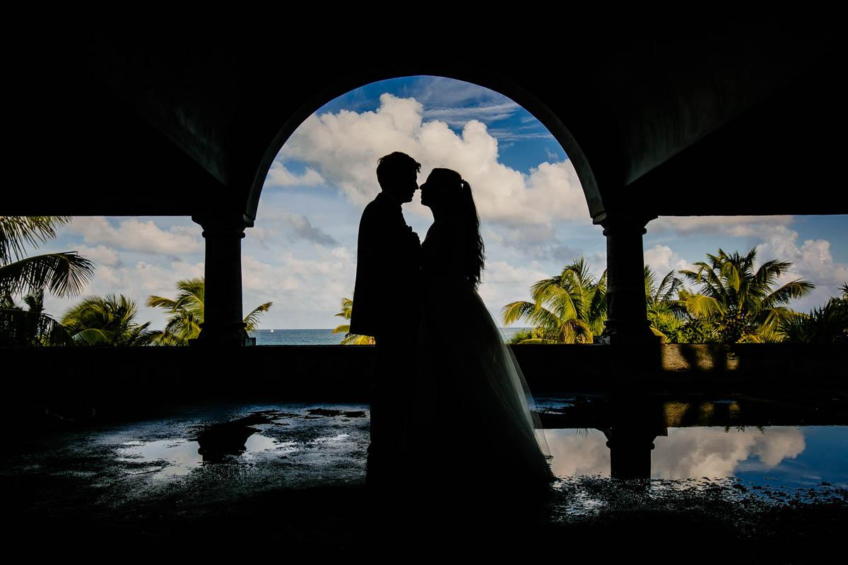 boda en playa del carmen punta maroma