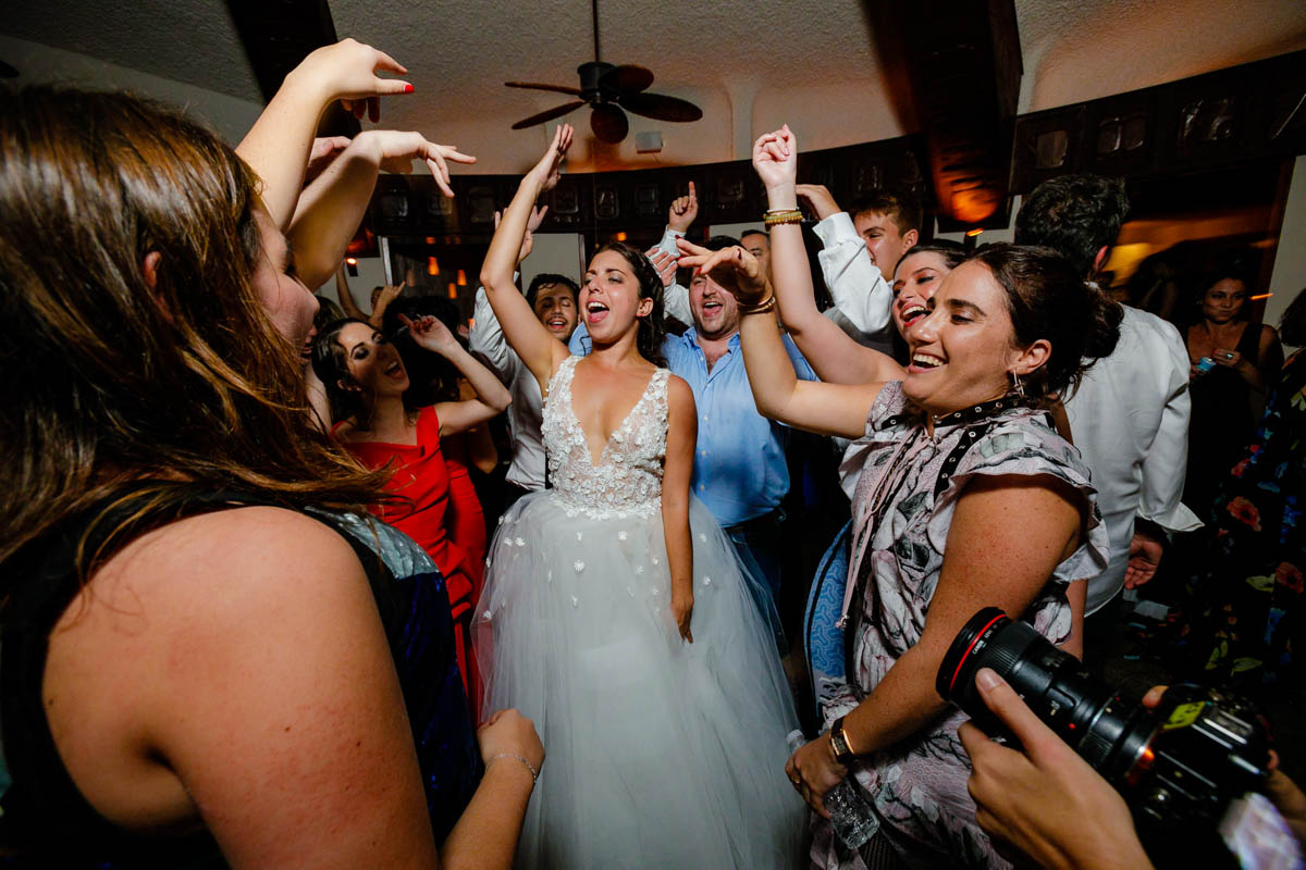 fotógrafos de boda en playa del carmen