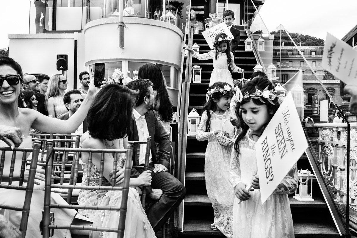 boda de destino en GU San Sebastián
