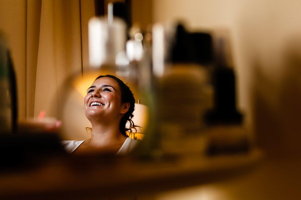 makeup en hotel jaizkibel