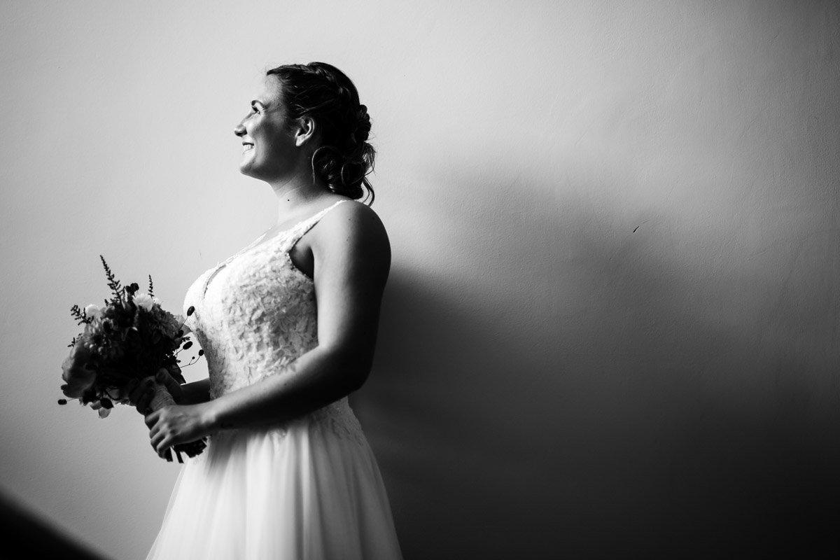 retrato de novia en hotel jaizkibel