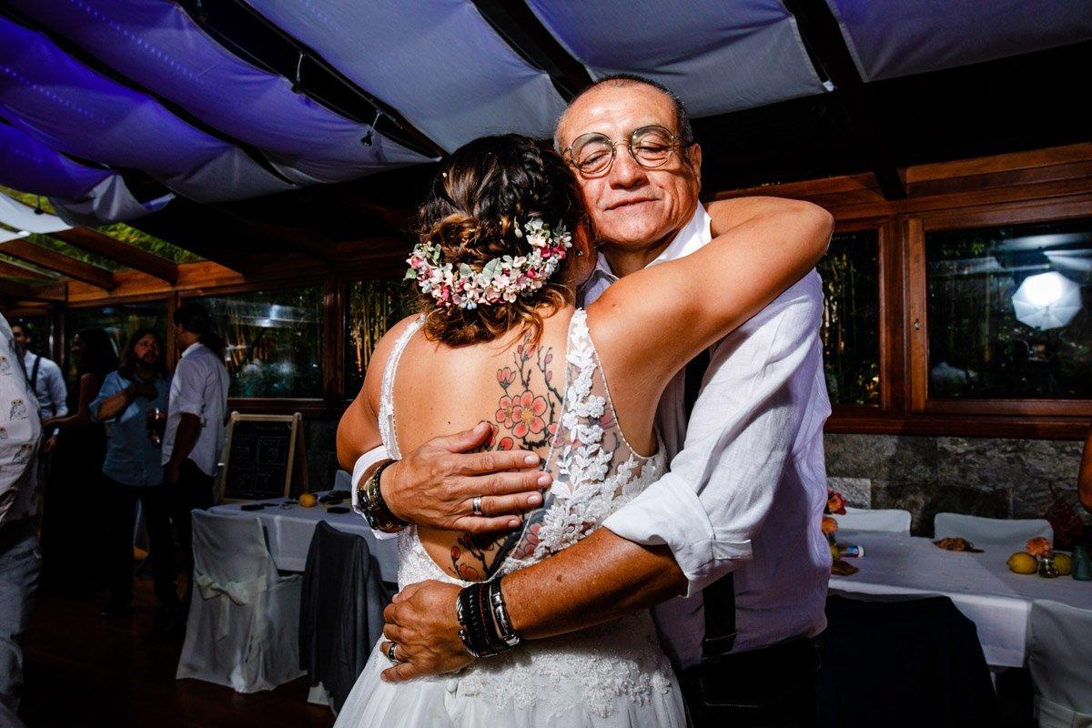 reportaje de boda en hotel jaizkibel de hondarribia