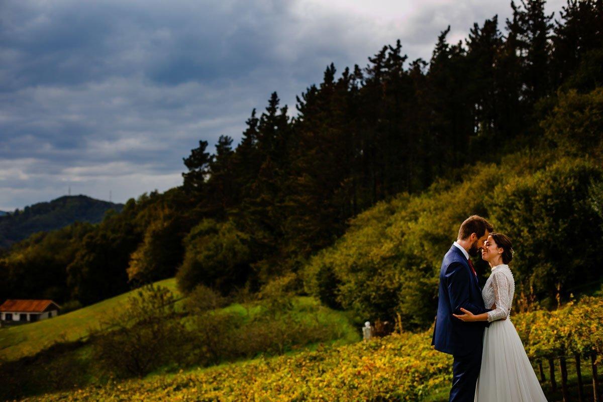 boda en bodega katxiña