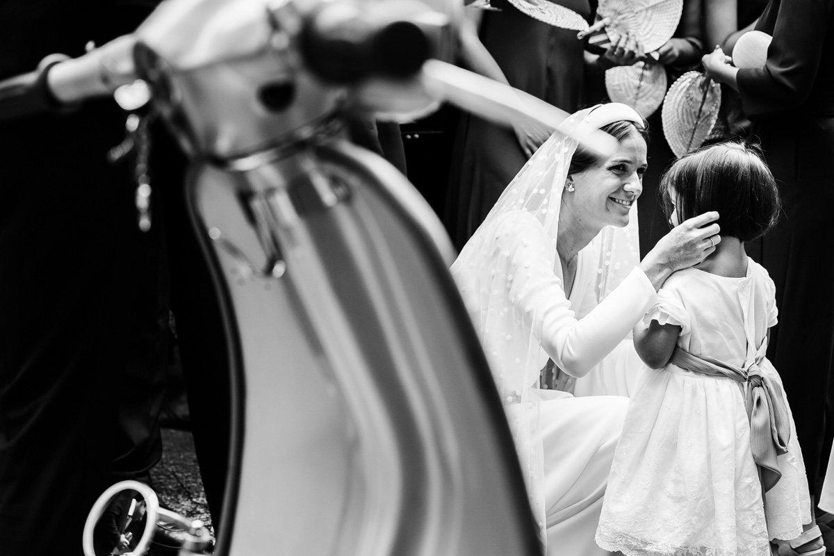 Velo de boda Carmen Soto